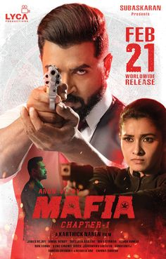 Mafia Chapter 1 (2020) 1080p WEB-DL H264 DD5 1 [Dual Audio][Hindi+Tamil] DUS Exclusive